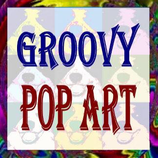Groovy Pop Art