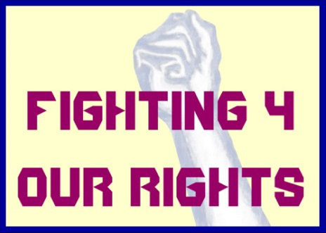 Fighting 4 Our Rights