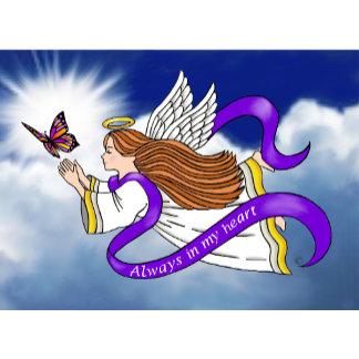 Butterfly Memorial Angel