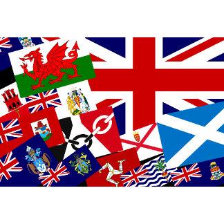UK, British Isles and British Territories