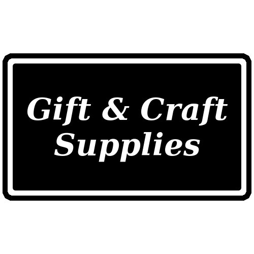 Gift & Craft Supplies