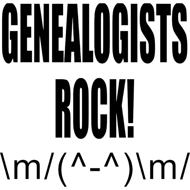 Genealogists Rock!