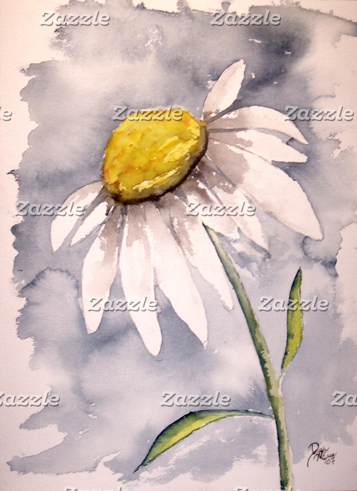 Floral flower art prints