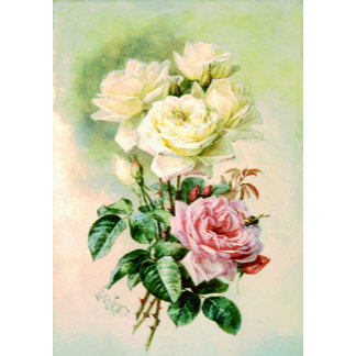 Fine Art Flowers Cards and Postage