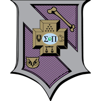 Sigma Pi Shield 4-Color