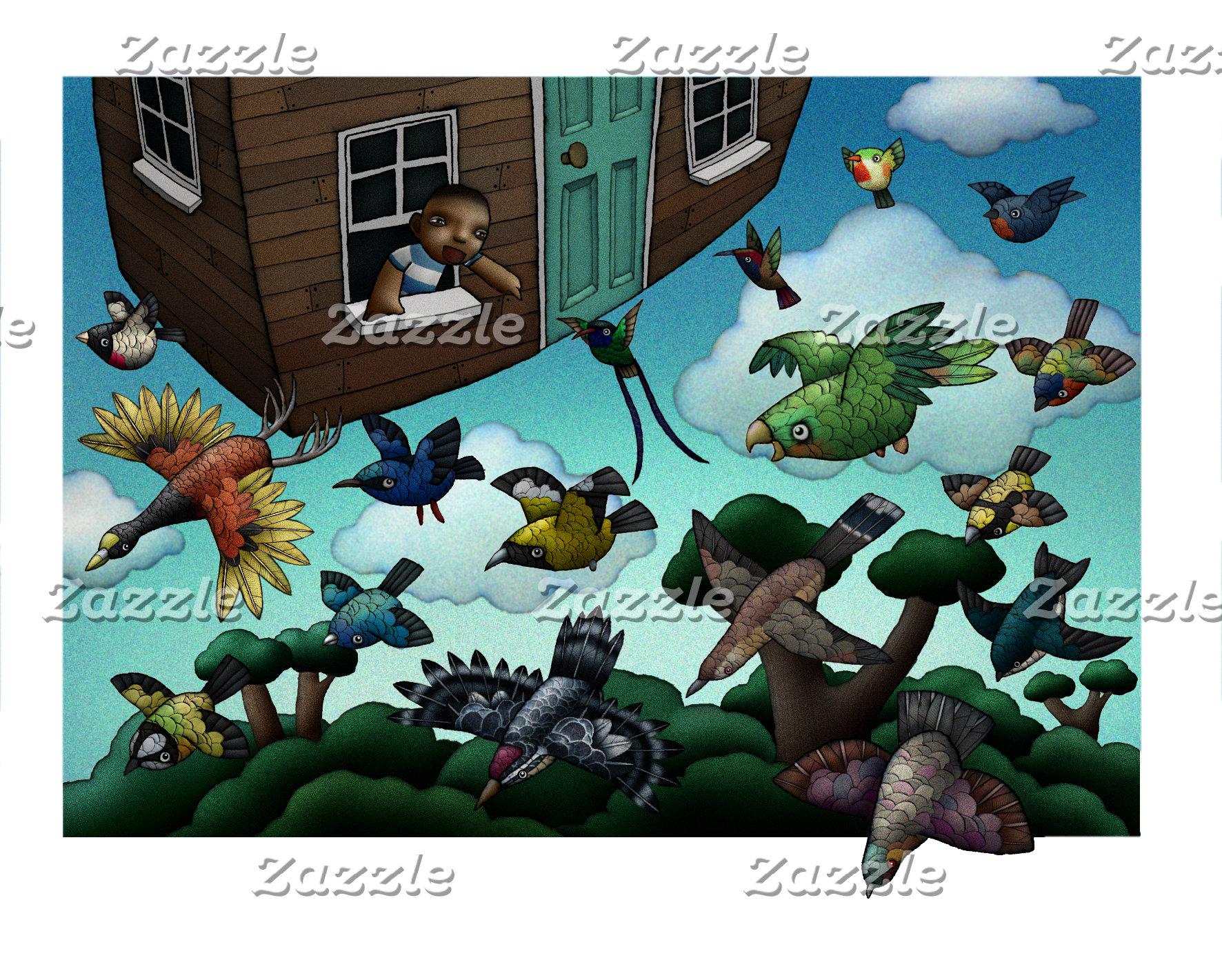 Story Illustrations!