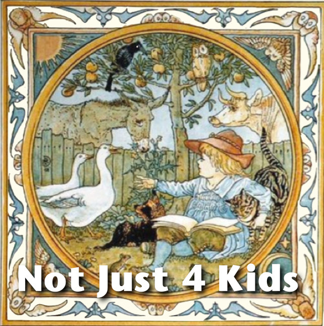 Not Just for Kids
