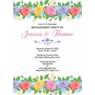 Engagement Invitation