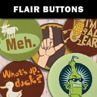 Flair Buttons