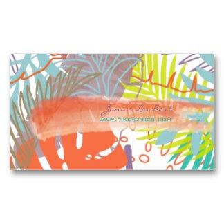 4   Rainforest~diy background color