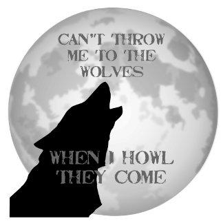 When I howl