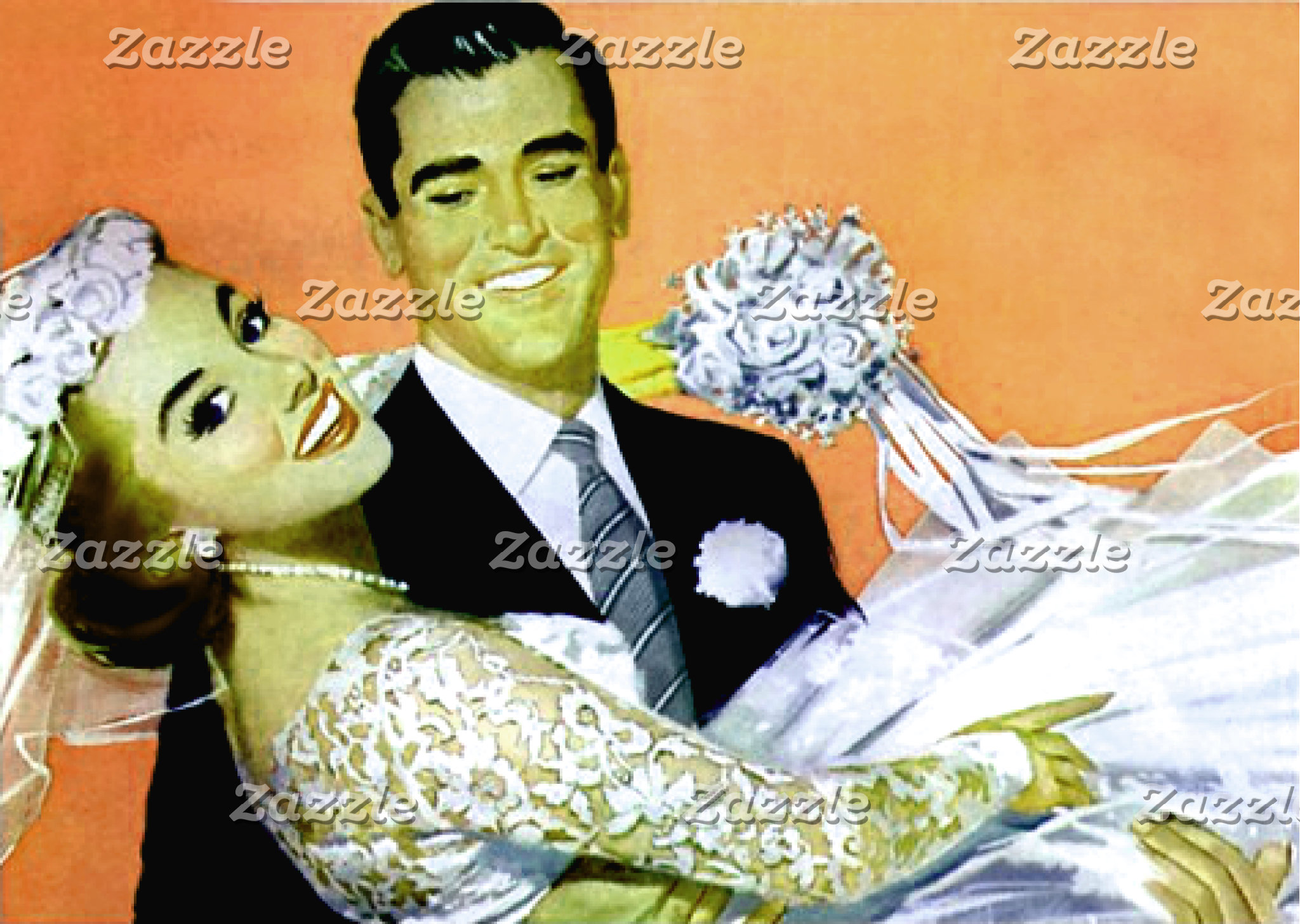Retro & Vintage Wedding