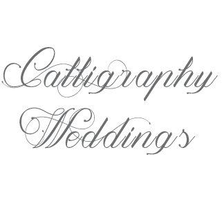 CALLIGRAPHY CONFETTI