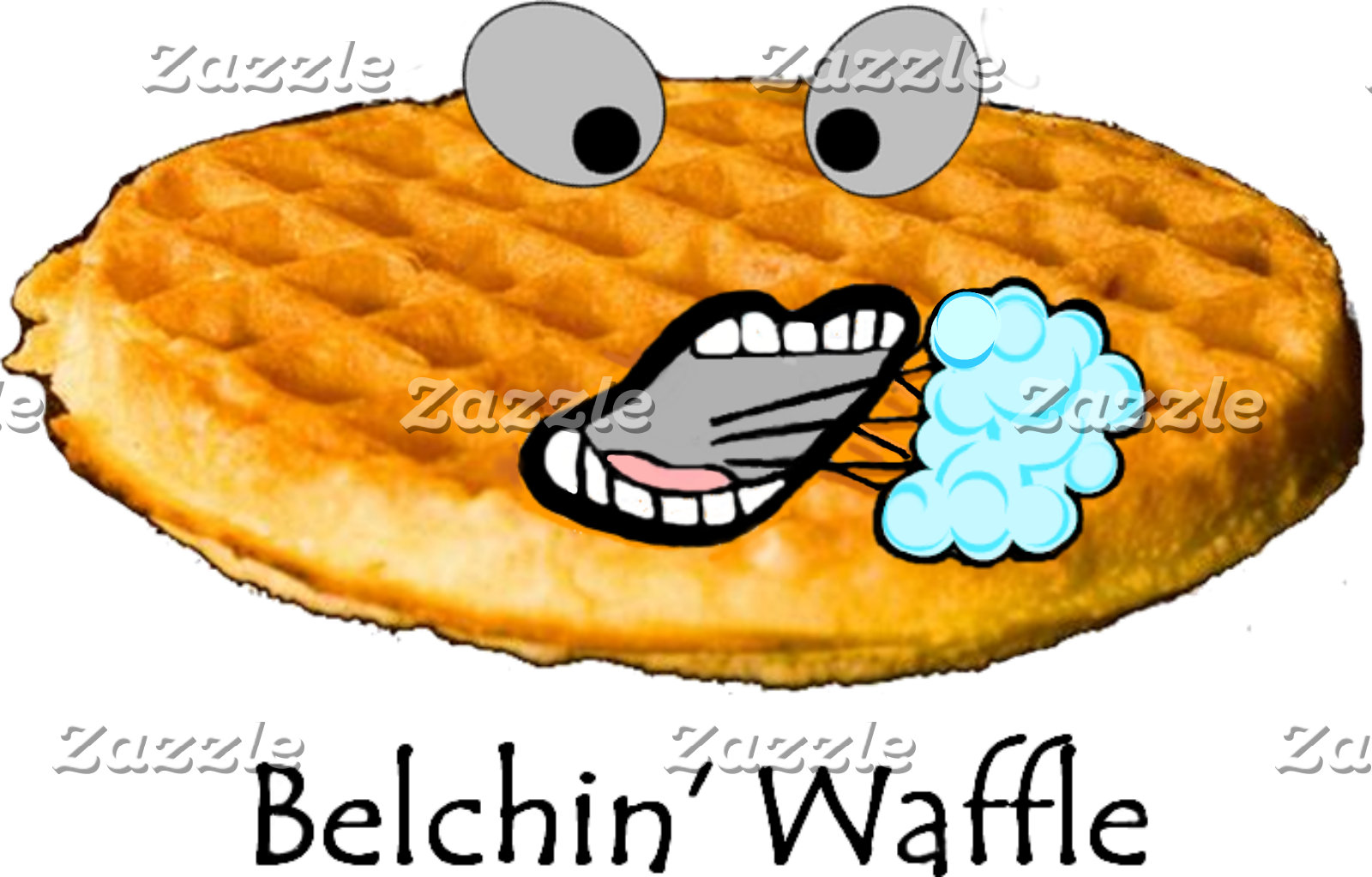 Belchin' Waffle
