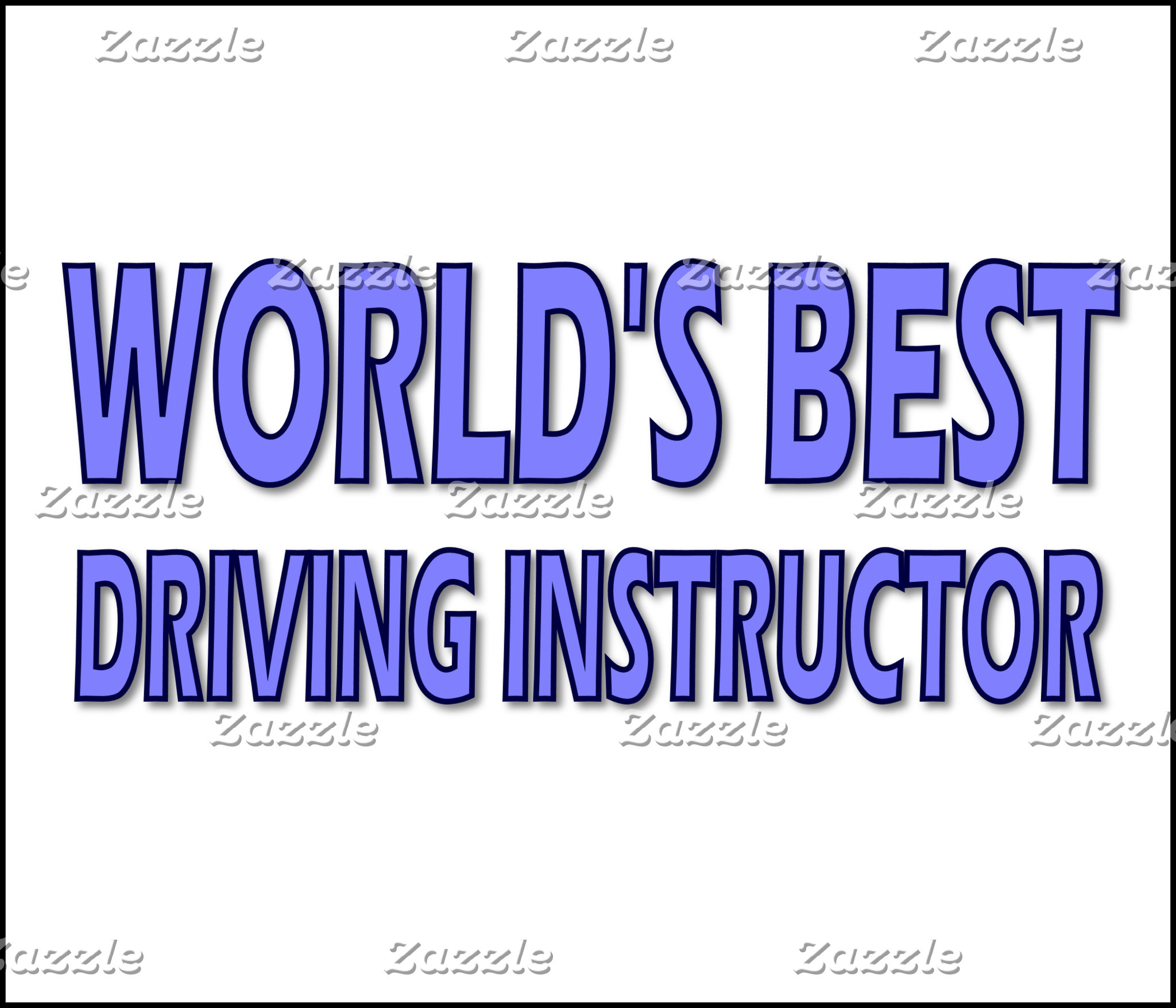 World's Best Driving Instructor