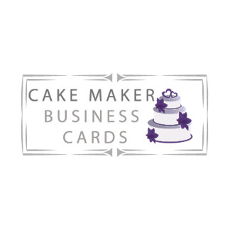 Cake Business Cards