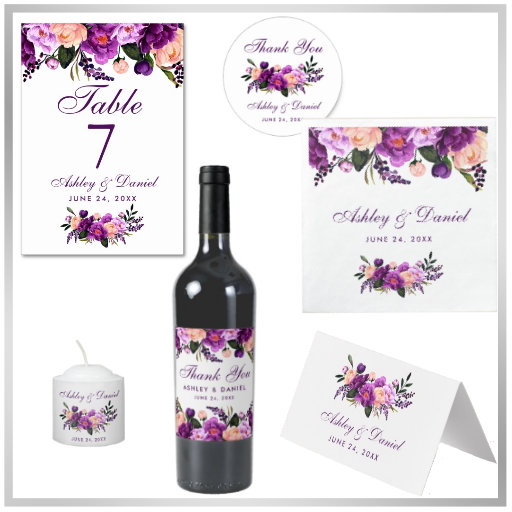 Wedding Reception & Party Items