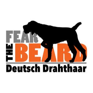 Fear the Beard - Bearded Pointers