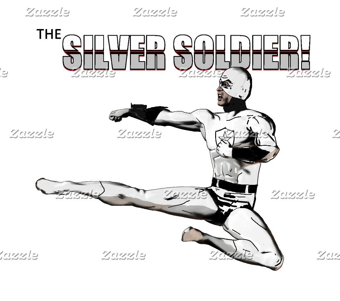 Superhero Merchandise