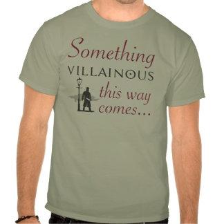 Villainous T shirts & hoodies