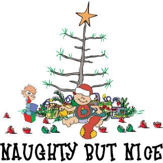 Baby's First Christmas Naughty But Nice