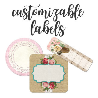 Customizable Labels
