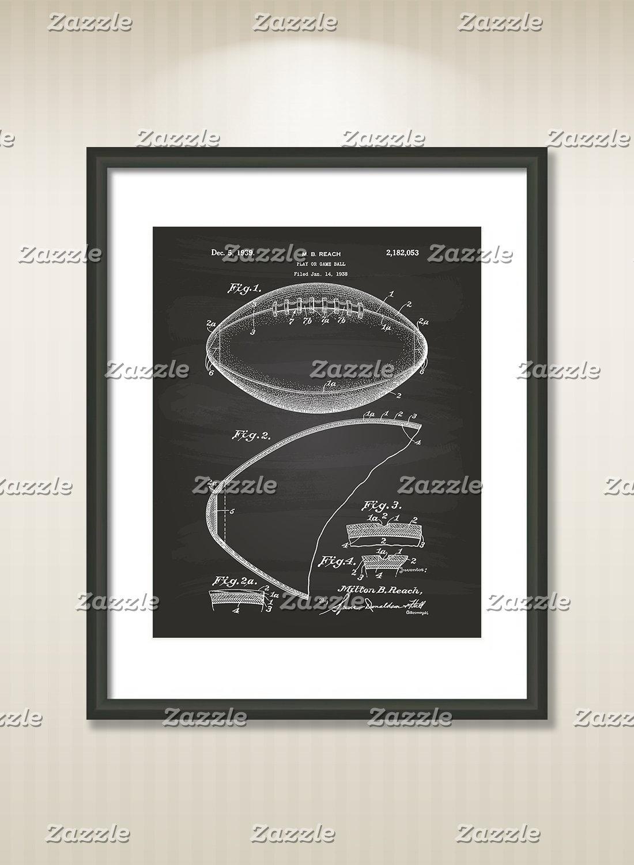 Football Patents