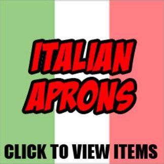 Italian Aprons