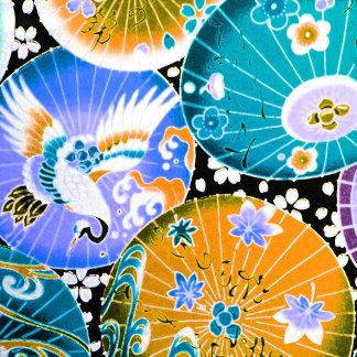 Fabric, Asia
