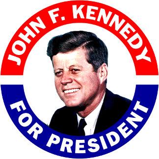 John F Kennedy For President