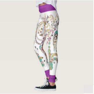 Yoga leggings -Tops
