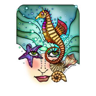 aay. OCEAN VISIONS Fantasy Sea Art