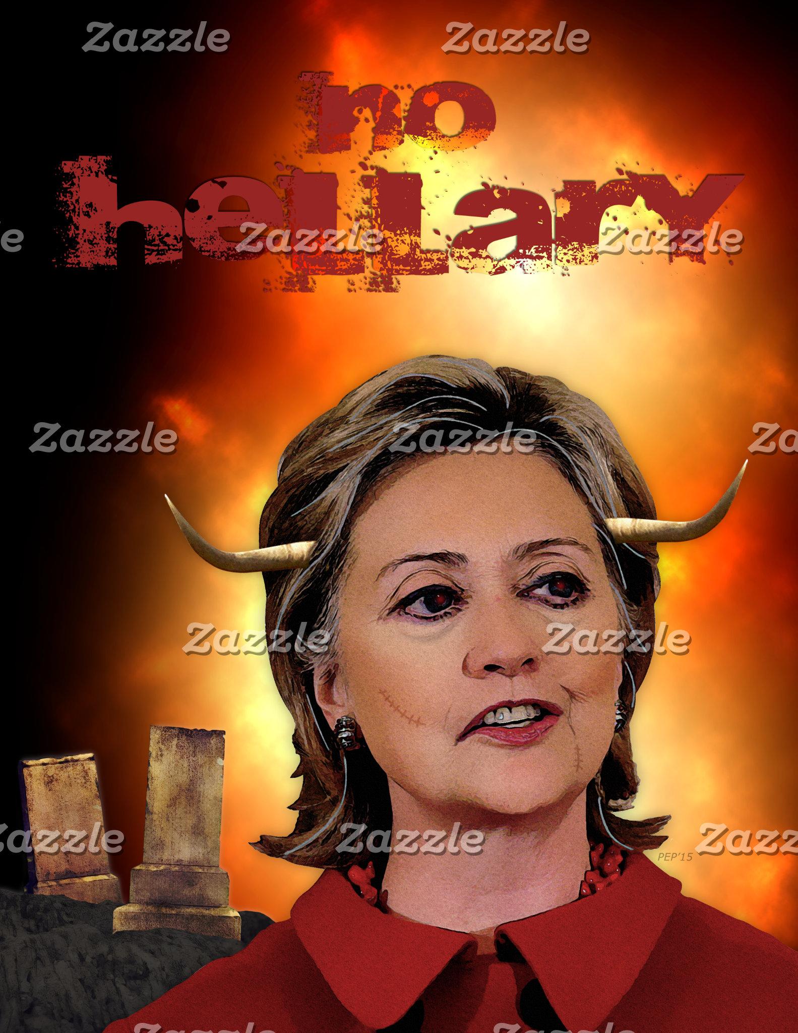 No Hellary Clinton
