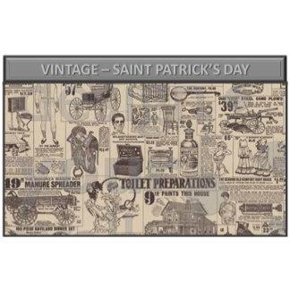 Vintage – Saint Patrick's day