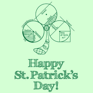 St. Patrick's Day Geometry