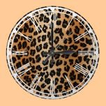 Animal Design Wall Clocks