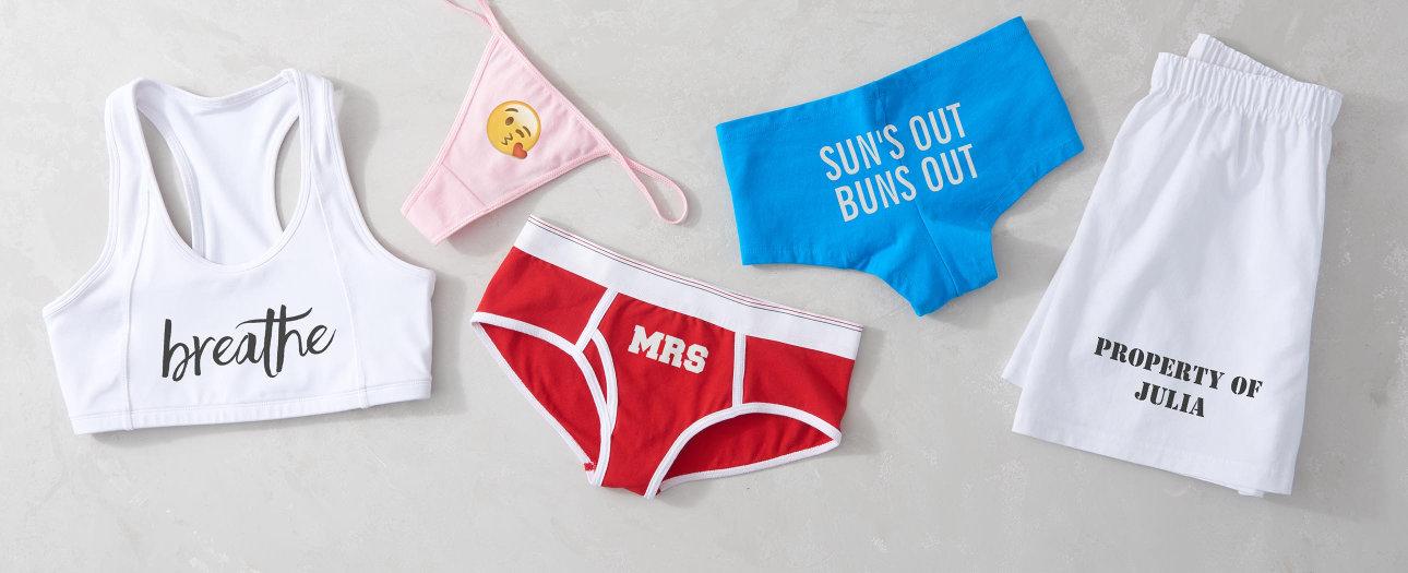 Cheeky Sale! 40% Off Underwear