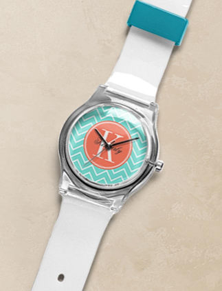 Personalise Watches at Zazzle