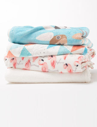 Cute Fleece Blankets