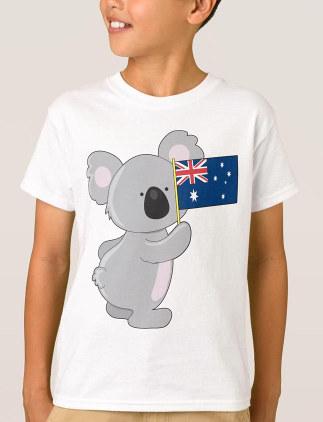 Australia Day T-Shirts