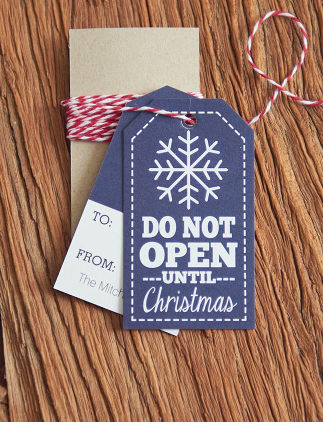 50% Off <br />Gift Tags