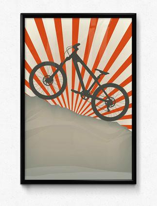 Bike Posters