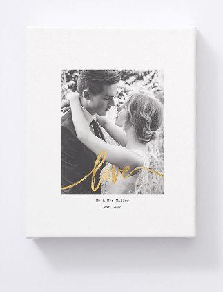Wedding Canvas Prints