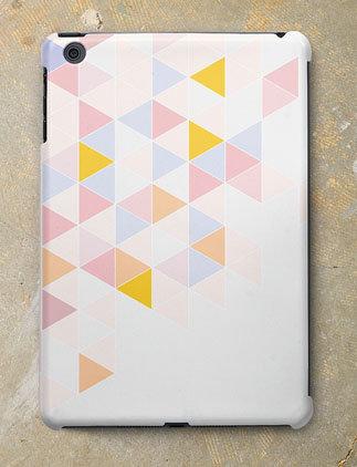 Geometric <br />iPad Cases