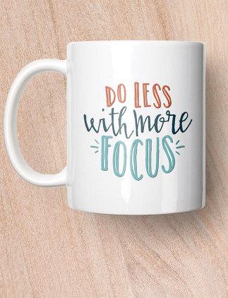 Inspiring Quote Mugs