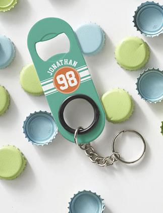 Key Ring <br />Bottle Openers
