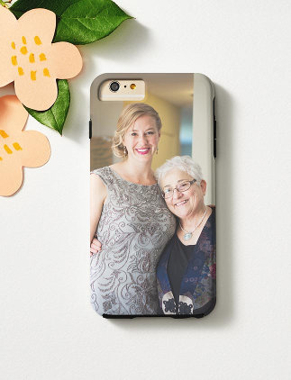 Create phone and tablet cases with your photos
