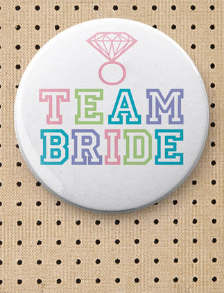 Hens Night <br /> Badges