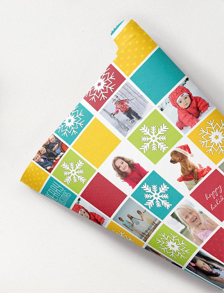 50% Off <br />Wrapping Paper