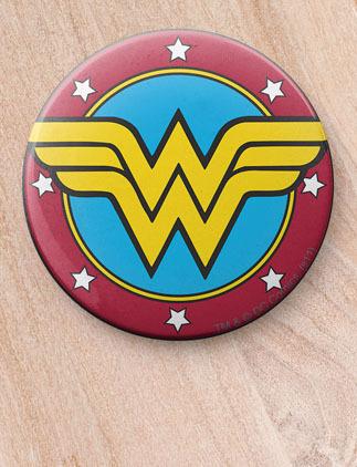 DC Comics Badges